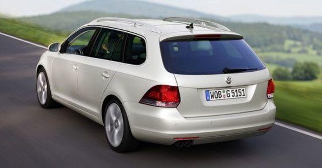 2011 Volkswagen Golf Variant 1.4 TSI  第4張相片