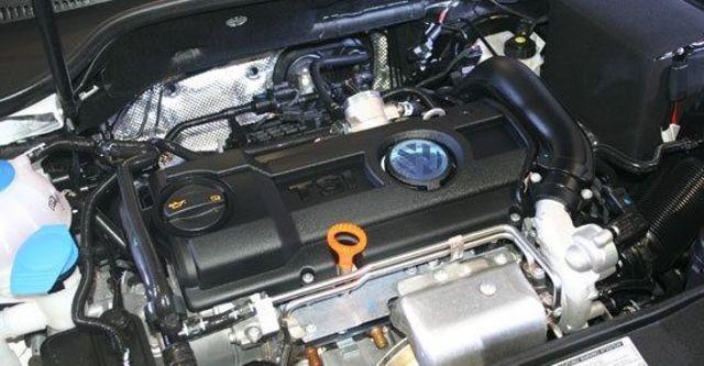 2011 Volkswagen Golf Variant 1.4 TSI  第5張相片