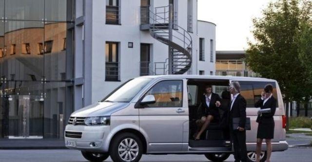 2011 Volkswagen Multivan 2.0 TDI  第4張相片