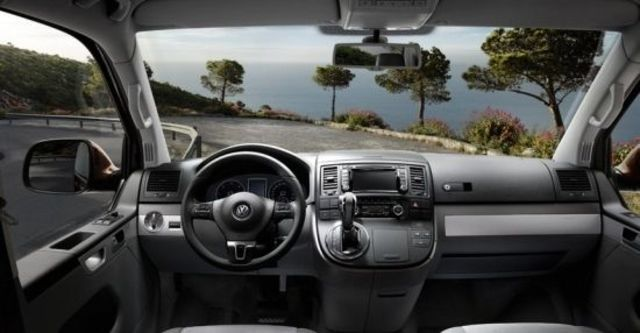 2011 Volkswagen Multivan 2.0 TDI LWB  第4張相片