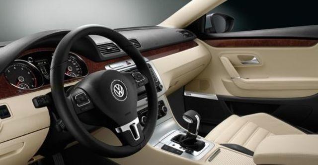 2011 Volkswagen Passat CC 2.0 TDI  第4張相片