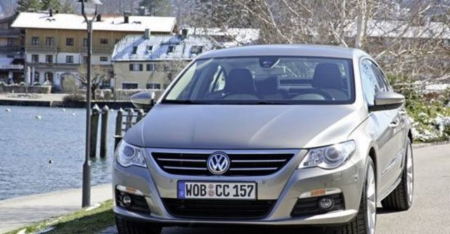 2011 Volkswagen Passat CC 2.0 TDI  第8張相片