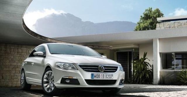 2011 Volkswagen Passat CC 2.0 TSI  第1張相片