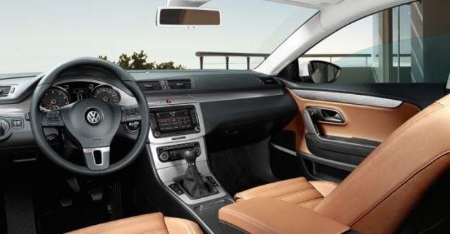 2011 Volkswagen Passat CC V6 3.6  第4張相片