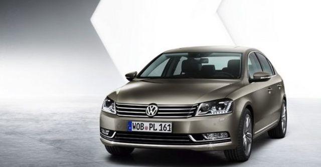 2011 Volkswagen Passat Sedan 1.8 TSI  第2張相片