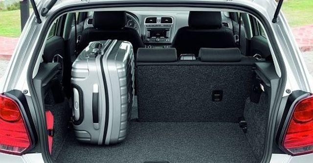 2011 Volkswagen Polo 1.4  第8張相片