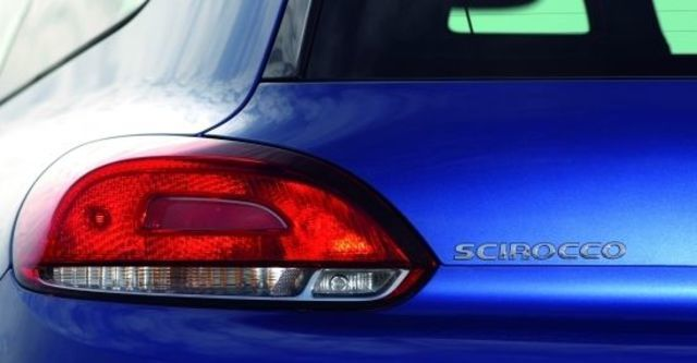 2011 Volkswagen Scirocco 1.4 TSI  第6張相片