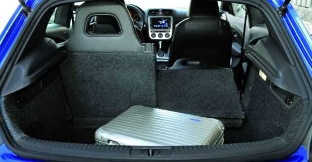 2011 Volkswagen Scirocco 1.4 TSI  第8張相片