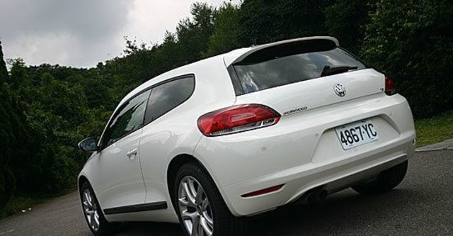 2011 Volkswagen Scirocco 1.4 TSI Sky  第3張相片