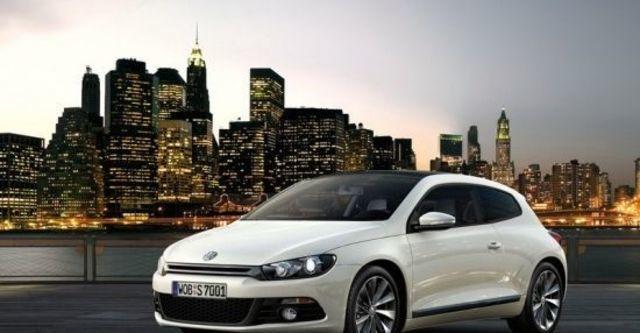 2011 Volkswagen Scirocco 2.0 TSI  第1張相片