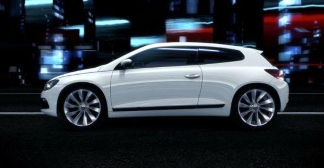 2011 Volkswagen Scirocco 2.0 TSI  第5張相片