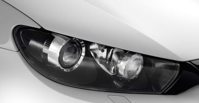 2011 Volkswagen Scirocco 2.0 TSI  第6張相片