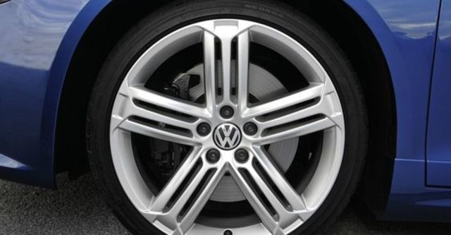 2011 Volkswagen Scirocco R  第6張相片