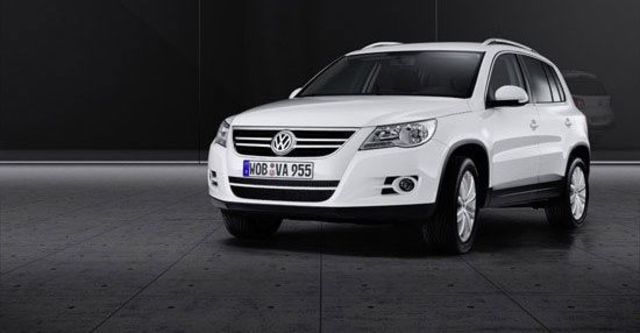 2011 Volkswagen Tiguan 2.0 TDI  第2張相片
