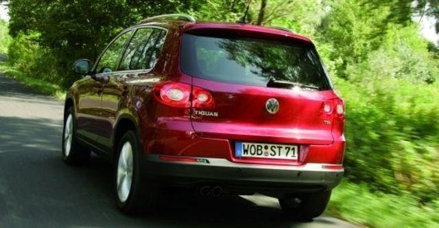 2011 Volkswagen Tiguan 2.0 TSI  第3張相片