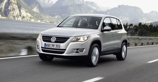 2011 Volkswagen Tiguan 2.0 TSI Trend & Fun  第2張相片