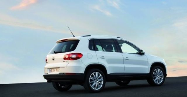 2011 Volkswagen Tiguan 2.0 TSI Trend & Fun  第3張相片