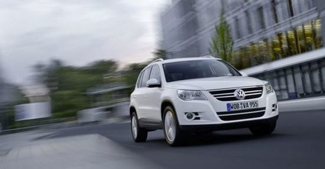 2011 Volkswagen Tiguan 2.0 TSI Trend & Fun(影音版)  第1張相片