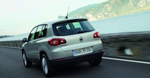 2011 Volkswagen Tiguan 2.0 TSI Trend & Fun(影音版)  第3張相片