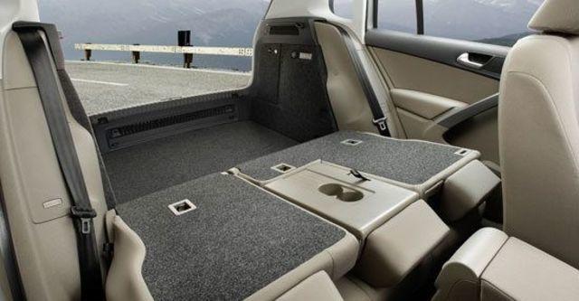 2011 Volkswagen Tiguan 2.0 TSI Trend & Fun(影音版)  第4張相片