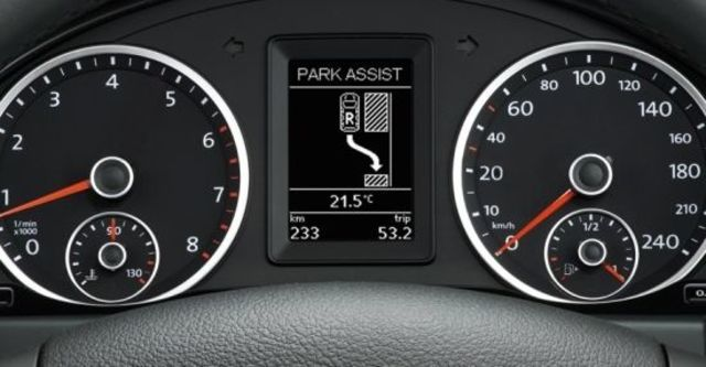 2011 Volkswagen Tiguan 2.0 TSI Trend & Fun(影音版)  第6張相片