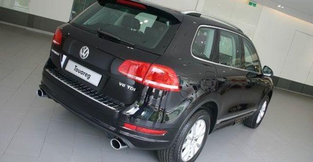 2011 Volkswagen Touareg V6 TDI R-Line  第4張相片
