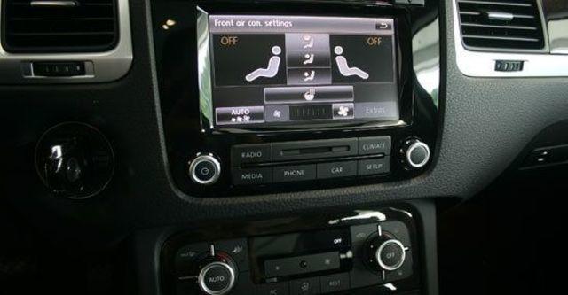 2011 Volkswagen Touareg V6 TDI R-Line  第6張相片