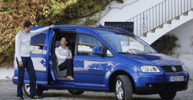 2010 Volkswagen Caddy Maxi 1.9 TDI Delight  第2張相片