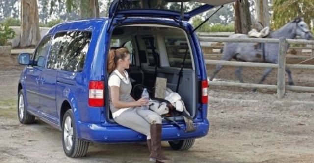 2010 Volkswagen Caddy Maxi 1.9 TDI Delight  第3張相片