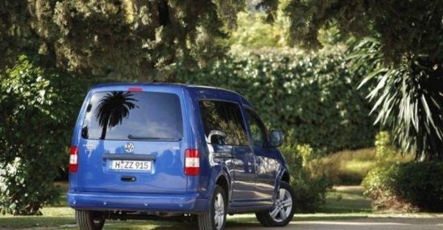 2010 Volkswagen Caddy Maxi 1.9 TDI Delight  第4張相片