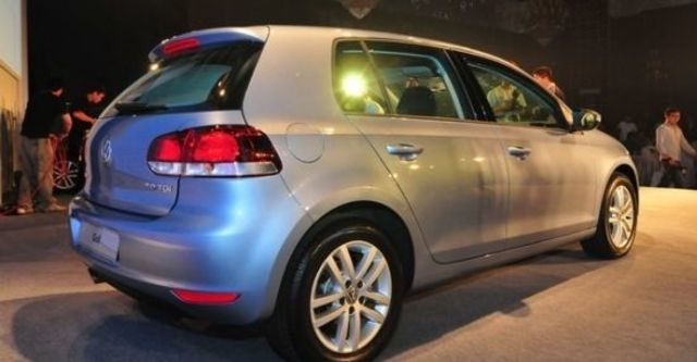 2010 Volkswagen Golf 1.6 CL  第3張相片