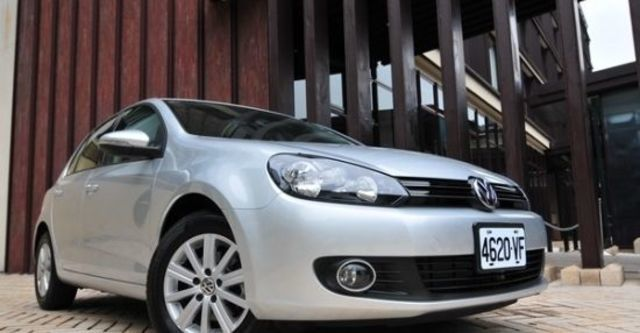 2010 Volkswagen Golf 1.6 CL  第4張相片