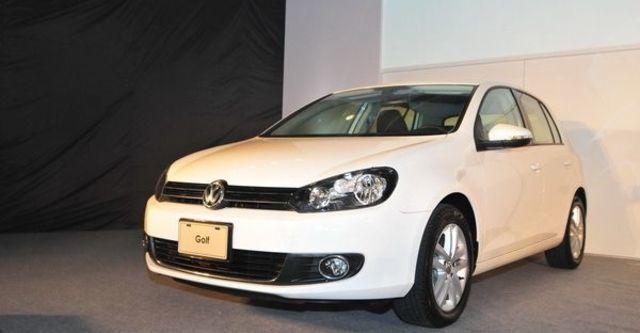 2010 Volkswagen Golf 1.6 TDI CL  第2張相片