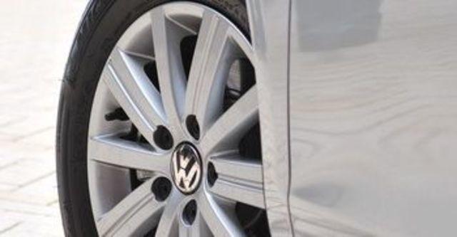 2010 Volkswagen Golf 1.6 TDI CL  第9張相片