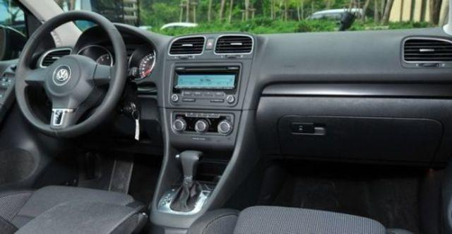 2010 Volkswagen Golf 1.6 TL  第5張相片