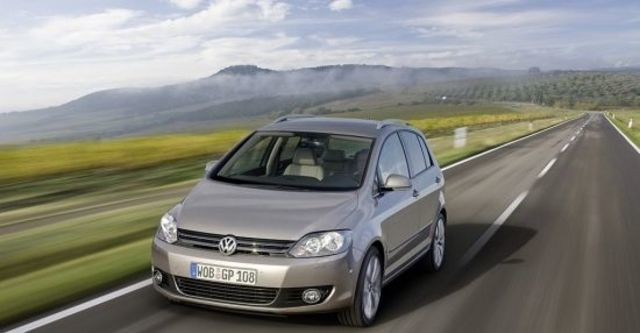 2010 Volkswagen Golf Plus 1.4 TSI  第1張相片