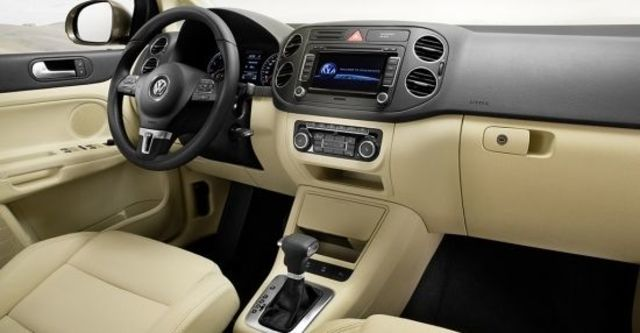 2010 Volkswagen Golf Plus 1.4 TSI  第6張相片