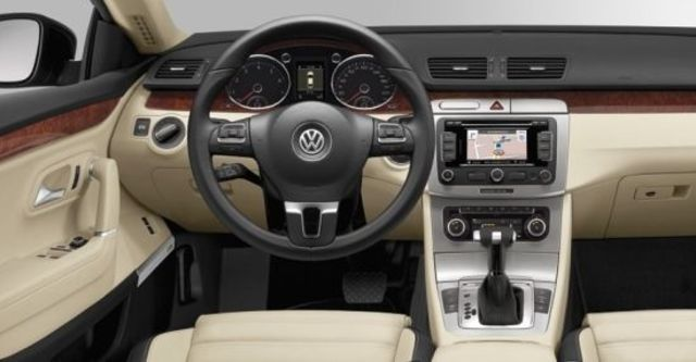 2010 Volkswagen Passat CC 2.0 TSI  第4張相片