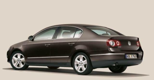 2010 Volkswagen Passat Sedan 1.8 TSI  第4張相片