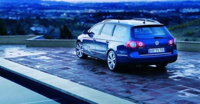 2010 Volkswagen Passat Variant 2.0 TSI  第5張相片