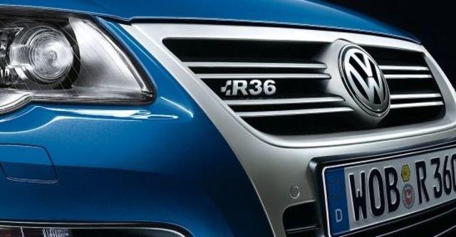 2010 Volkswagen Passat Variant R36  第5張相片