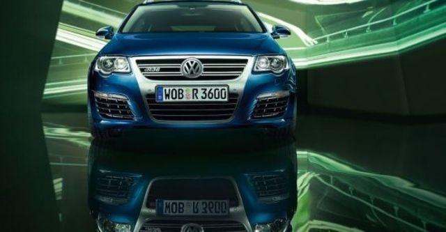 2010 Volkswagen Passat Variant R36  第9張相片