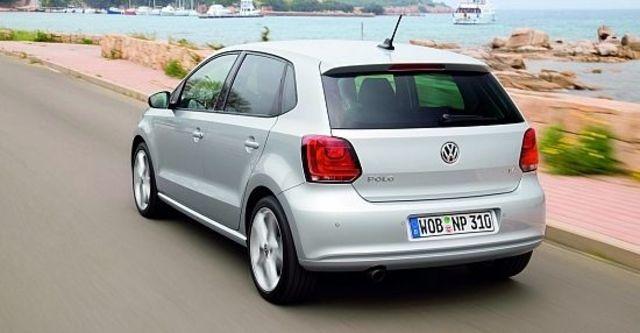 2010 Volkswagen Polo 1.4  第3張相片