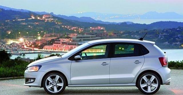 2010 Volkswagen Polo 1.4  第4張相片