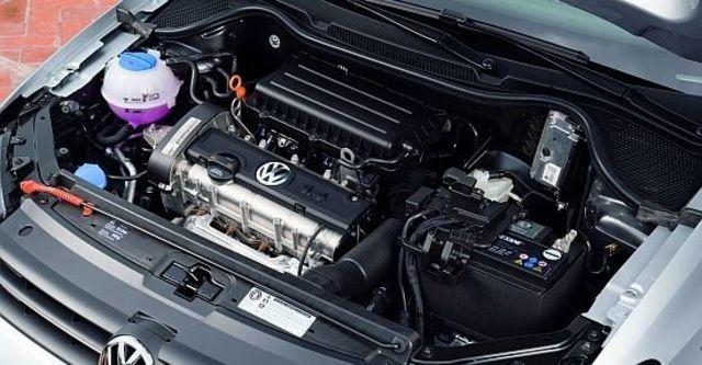 2010 Volkswagen Polo 1.4  第6張相片