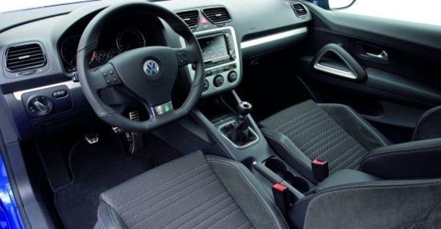 2010 Volkswagen Scirocco 1.4 TSI  第7張相片