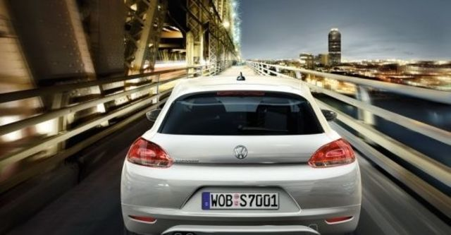 2010 Volkswagen Scirocco 2.0 TSI  第3張相片