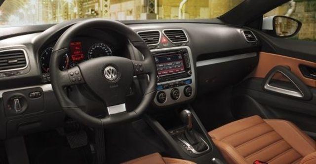 2010 Volkswagen Scirocco 2.0 TSI  第7張相片