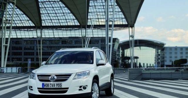 2010 Volkswagen Tiguan 2.0 TDI  第1張相片
