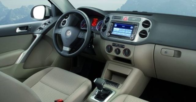 2010 Volkswagen Tiguan 2.0 TSI Trend & Fun(影音版)  第6張相片